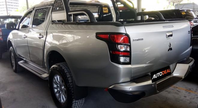 2018 Mitsubishi Strada MT Diesel