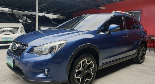 2012 Subaru XV 2L AT Gasoline
