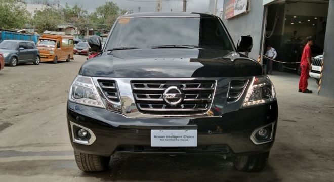 2019 Nissan Patrol Royale 5.6 V8 4x4 AT