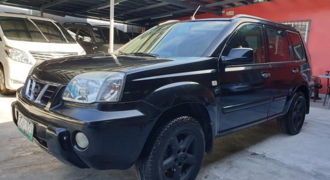 2005 Nissan X-Trail 2.0L (4X2) AT