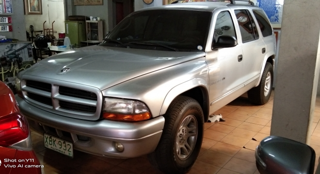 2002 Dodge Durango 4.7L AT Gasoline