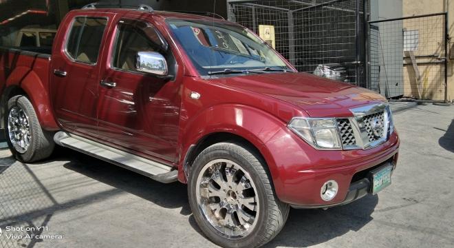 2008 Nissan Frontier Navara (4X2) AT