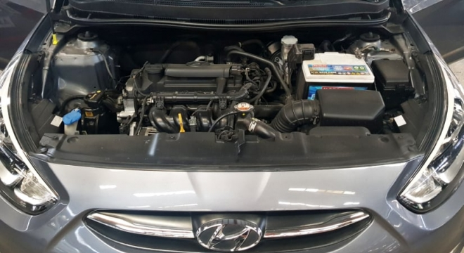 2017 Hyundai Accent GL AT