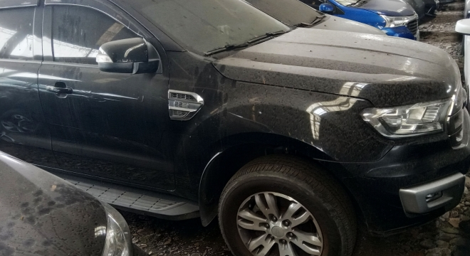 2017 Ford Everest 2.2L Trend 4x2 AT Diesel