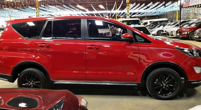 2018 Toyota Innova 2.8 Touring Sport Diesel AT