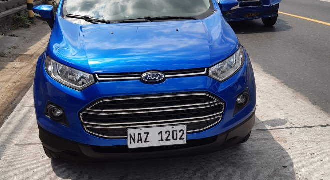 2018 Ford EcoSport 1.5 Trend AT
