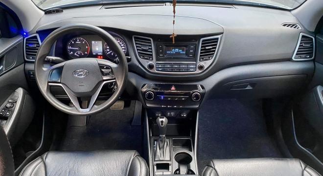 2016 Hyundai Tucson 2.0 CRDi AT