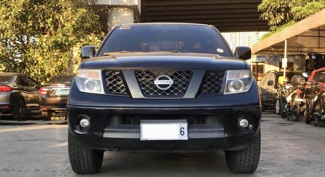 2014 Nissan Frontier Navara GTX 2.5L AT Diesel