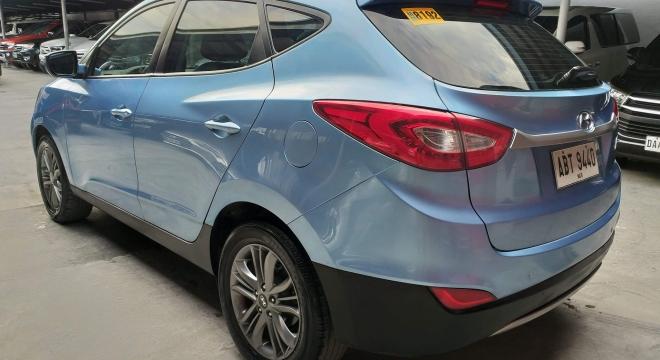 2015 Hyundai Tucson GL 2.0L AT Gasoline