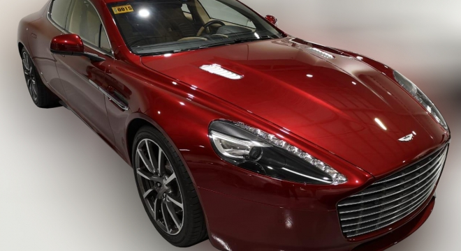 2016 Aston Martin Rapide S Used Car For Sale In Pasay City Metro Manila Ncr Id 22509 Autodeal