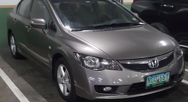 2009 Honda Civic 1.8S MT