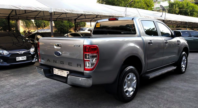 2018 Ford Ranger 2.2L XLT AT