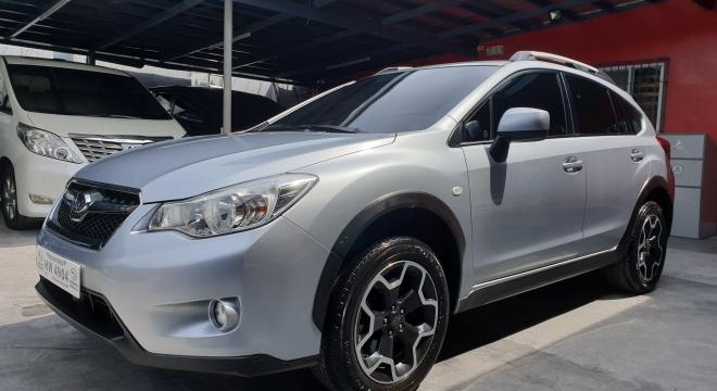 2016 Subaru XV 2.0I-S CVT AWD