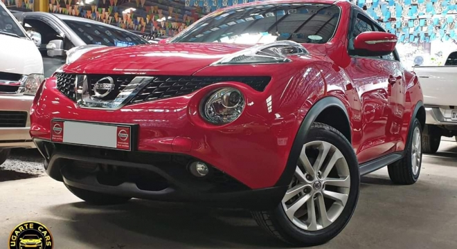 2018 Nissan Juke AT Gasoline