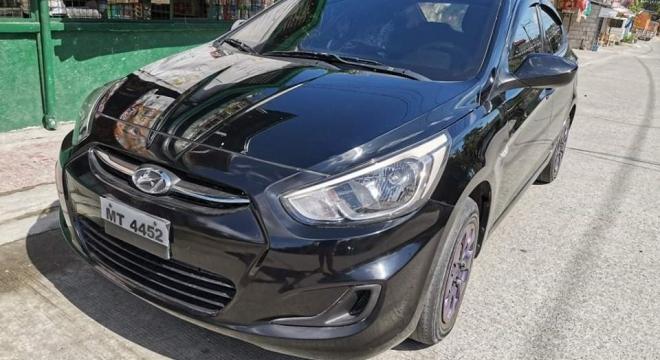2018 Hyundai Accent 1.4 MT
