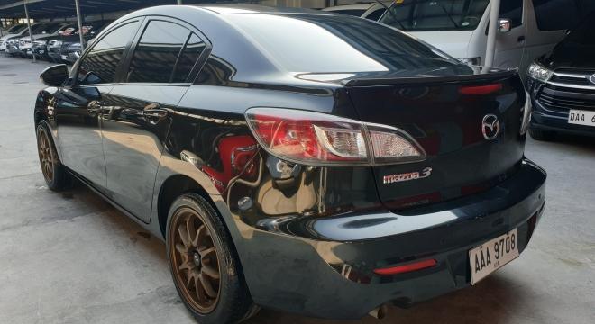 2013 Mazda 3 Sedan 1.6V Sedan AT