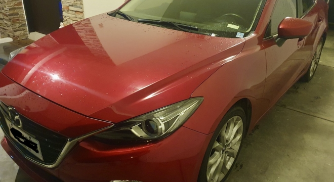 2015 Mazda 3 Sedan 2.0L AT Gasoline