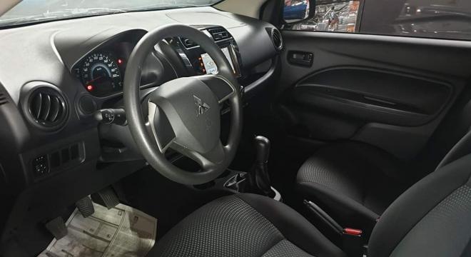 2018 Mitsubishi Mirage G4 GLX 1.2 MT