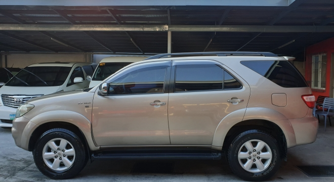 2009 Toyota Fortuner G Gas AT