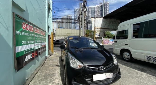 2017 Hyundai Eon 0.8L MT Gas