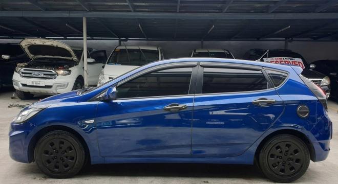 2015 Hyundai Accent Hatchback 1.6L AT Diesel
