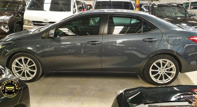 2016 Toyota Corolla Altis 1.6G AT
