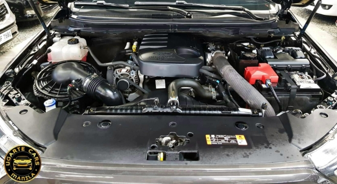 2018 Ford Ranger Wildtrak AT