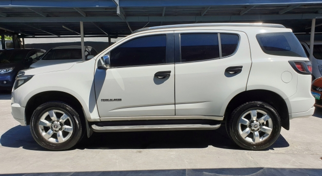 2013 Chevrolet Trailblazer LTZ 2.8 AT DSL (4X4)