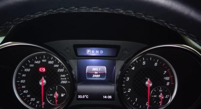 2016 Mercedes-Benz SL-Class SL550 V8
