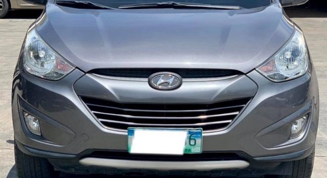 2013 Hyundai Tucson 2.0 GLS AT