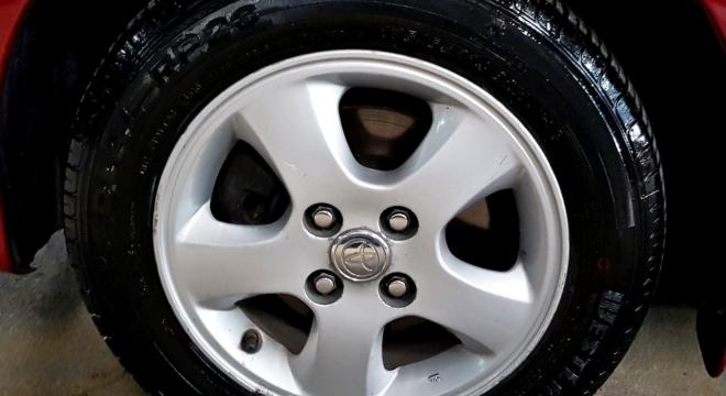 2004 Toyota Vios 1.5 G MT