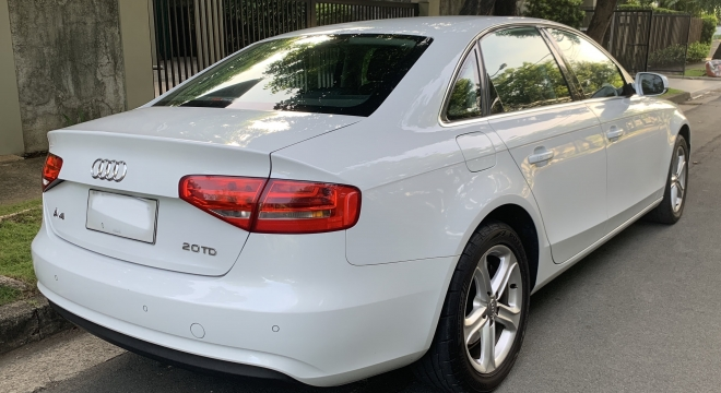 2014 Audi A4 2.0 TDi