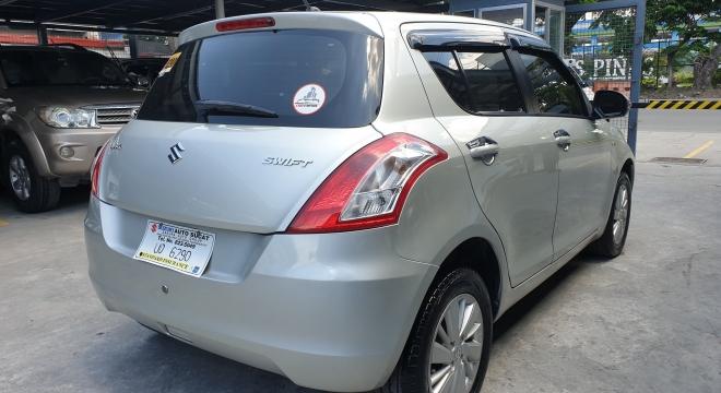 2016 Suzuki Swift 1.2L AT Gasoline