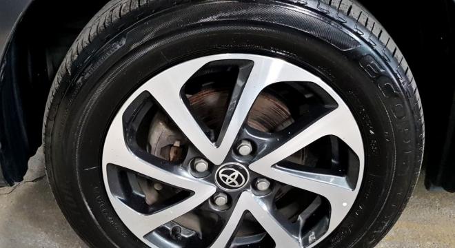 2017 Toyota Wigo G MT
