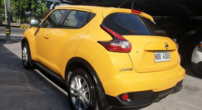 2016 Nissan Juke 1.6 Upper CVT
