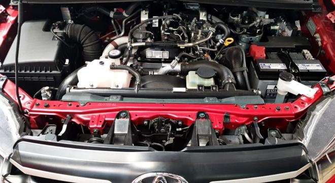 2019 Toyota Innova 2.8L AT Diesel