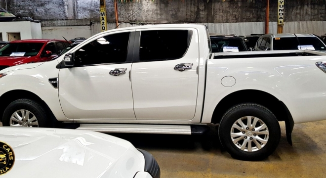2016 Mazda BT-50 2.2L AT Diesel