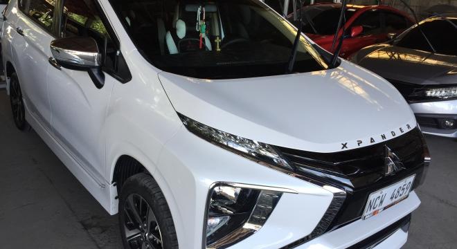 2019 Mitsubishi Xpander GLX Plus AT