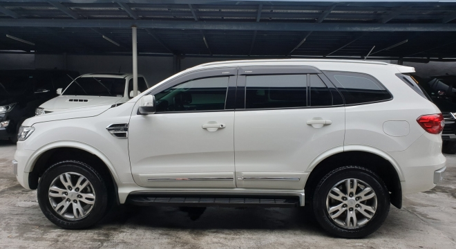 2018 Ford Everest 2.2 Trend AT