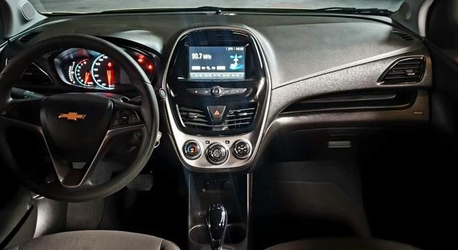 2017 Chevrolet Spark 1.4L AT Gasoline
