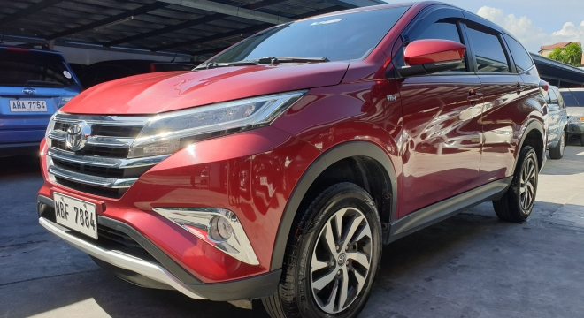 2019 Toyota Rush 1.5L AT Gasoline