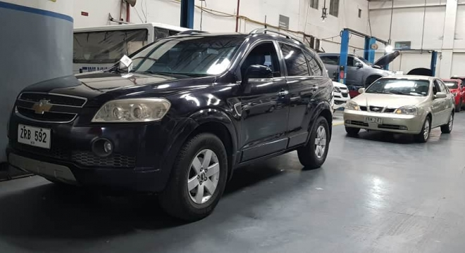 2008 Chevrolet Captiva 2L AT Diesel