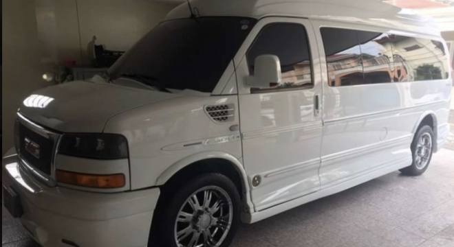 2012 GMC Savana 4.5L AT Gasoline