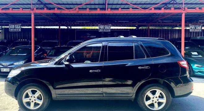 2009 Hyundai Santa Fe Diesel 4X4 AT