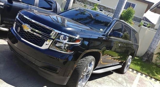 2015 Chevrolet Suburban 5.3L AT Gasoline