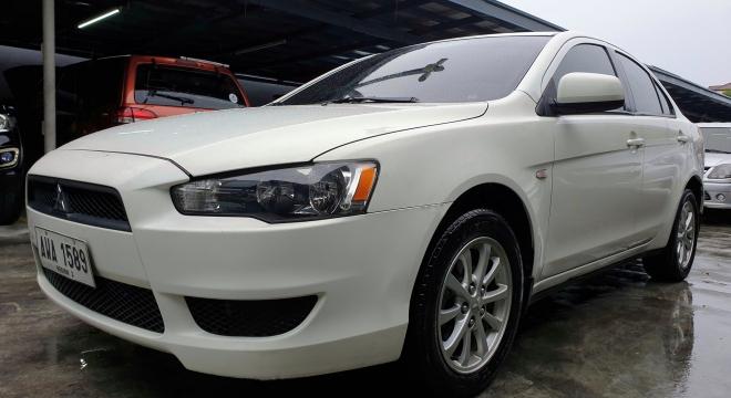 2015 Mitsubishi Lancer EX 1.5L AT Gasoline