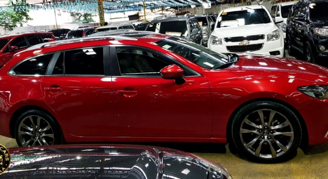 2016 Mazda 6 Sports Wagon AT