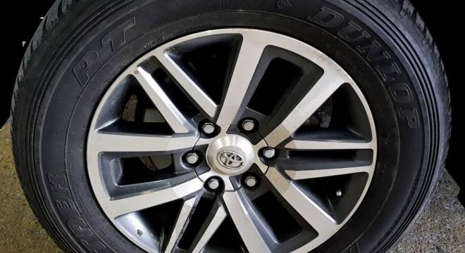 2016 Toyota Fortuner 2.4 V Diesel 4x2 AT