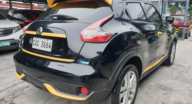 2017 Nissan Juke AT Gasoline