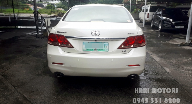 2007 Toyota Camry 3.5Q AT